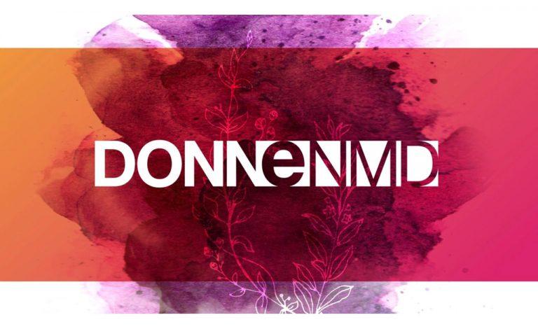 Comunicato stampa di presentazione del progetto Donnenmd